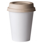Pahar cafea biodegradabil Biodeck
