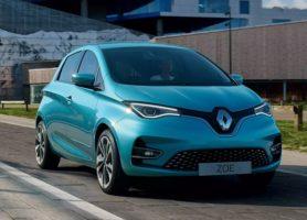 Renault este lider pe piața vehiculelor electrice din România